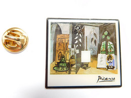 Beau Pin's Pins  , Peintre Picasso , Peinture , Art - Celebrities