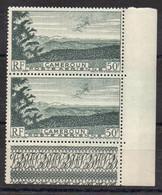 CAMEROUN ( AERIEN ) Y&T N°  38 X 2  TIMBRES  NEUFS  SANS  TRACE  DE  CHARNIERE . A  SAISIR . - Luftpost