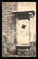 75 - PARIS 13EME - COLLECTION DU VIEUX PARIS ARTISTIQUE ET PITTORESQUE - FONTAINE 104 AVENUE DE CHOISY - Distretto: 13