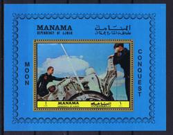 Manama Space : 1972 Recovery Of Gemini 12 Cabin - Manama