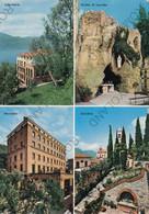 CARTOLINA  CASTELLETTO DI BRENZONE,VERONE,VENETO,CASA GENERALIZIA,PICCOLE SUORE DELLA SACRA FAMIGLIA,VIAGGIATA 1974 - Taranto