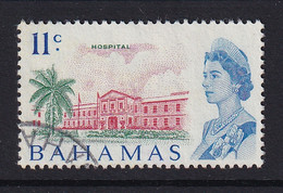Bahamas: 1967/71   QE II - Pictorial   SG302    11c     Used - 1963-1973 Autonomie Interne