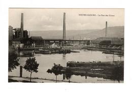 NEUVES MAISONS (54) - Le Port Des Usines (Canal De L'Est) - Neuves Maisons