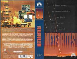 """METEORITES"" -jaquette SPECIMEN Originale CIC VIDEO -de Chris Thomson - Fantascienza E Fanstasy"