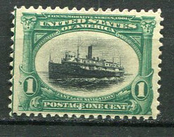 E-U 1901 Yv. N° 138   SCOTT N° 294 .Wmk USPS  *   1c Exposition  De Buffalo  Cote 25 Euro  BE  2 Scans - Ungebraucht