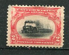E-U 1901Yv. N° 139   SCOTT N° 295 .Wmk USPS  *   2c Exposition  De Buffalo  Cote 25 Euro  BE R 2 Scans - Ungebraucht