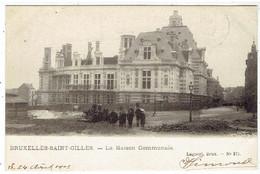 Bruxelles - Saint Gilles - La Maison Communale - Lagaert  N° 273 - St-Gilles - St-Gillis