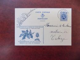 """EP Belgique Publicité """" Le Doryphore De La Pomme De Terre..."""" - Waterloo 1934 - Publicités"""