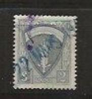 FISCAUX DE FRANCE PERMIS MILITAIRE N° TR 7  2$ Violet Cote 50 - Fiscaux
