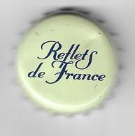 B 351 - CAPSULE  DE BIERE REFLETS DE FRANCE - BIERE DE GARDE DU NORD (Brasserie Castelain) - Birra