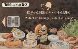 EN 876 F ROMAGERIES DES CHAUMES    5000EX - Alimentazioni