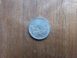 FRANCIA - 5 Franchi In Argento + Spese Postali - J. 5 Francs