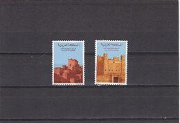 Marruecos Nº 820 Al 821 - Maroc (1956-...)