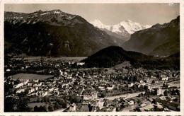 Interlaken - Mönch U. Jungfrau (1127) * 13. 3. 1938 - BE Berne