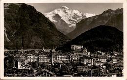 Interlaken Mit Jungfrau (1035) * 6. 8. 1937 - BE Berne