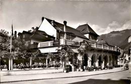 Restaurant Federal Et De La Poste - Interlaken (2874) - BE Berne