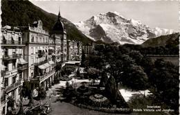 Interlaken - Hotels Viktoria Und Jungfrau (5001) - BE Berne
