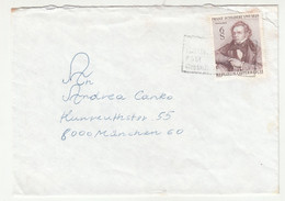 Austria Letter Cover Posted B210725 - 1945-60 Brieven