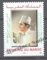 Maroc - Morocco 2005 Yvert 1382, 50th Anniv. Of The Return From Exile Of King Mohammed V - MNH - Maroc (1956-...)