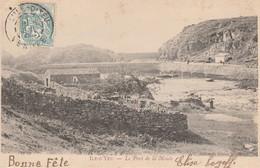 85 - ILE D' YEU - Le Port De La Meule - Ile D'Yeu