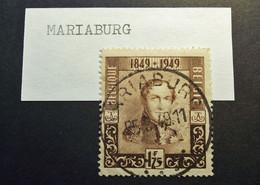 Belgie Belgique 1949 -  OPB/COB  N° 808  - 1.75 Fr -  - Obl. Central - MARIABURG- 1949 - Used Stamps