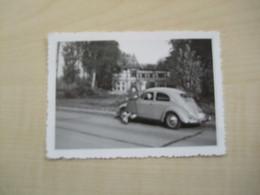 Photo Ancienne AUTOMOBILE 1961  VOLKSWAGEN - Coches