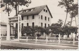 Charente  Maritime :  ILE  D '  OLERON  :  Vue  SAINT TROJAN Les  Bains : Hotel De La  Forêt - Ile D'Oléron