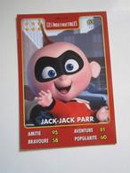 1 Carte Carte Disney Pixar - LES INDESTRUCTIBLES - JACK-JACK PARR - Disney