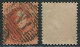 Médaillon Dentelé - N°16 Obl Ambulant N.1 (Nord N°1) - 1863-1864 Medallions (13/16)