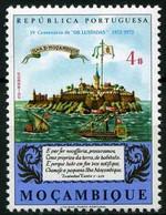 MOZAMBIQUE - 4ème Centenaire De La Publication De The Lusiads - Ships