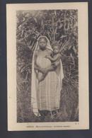 Congo Belge - Amadi - Mère Chrétienne - Postkaart - Belgian Congo - Other