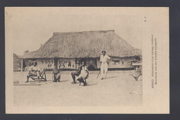 Congo Belge - Amadi - Habitation D'un Ménage Chrétien - Postkaart - Belgian Congo - Other