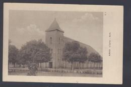 Congo Belge - Amadi - L'église - Postkaart - Belgian Congo - Other