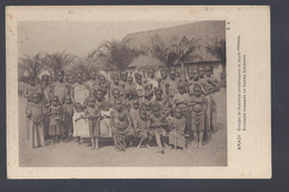 Congo Belge - Amadi - Groupe De Femmes Chrétiennes Et Leurs Enfants - Postkaart - Belgian Congo - Other