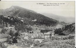 48 VILLEFORT.  Vue PANORAMIQUE  DU COTE SUD - Villefort