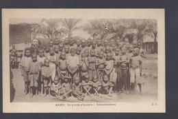 Congo Belge - Amadi - Un Groupe D'écoliers - Postkaart - Belgian Congo - Other
