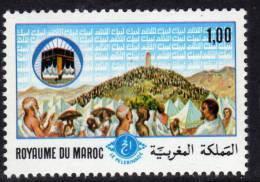 Maroc  N° 836 XX Pélerinage à La Mecque  Sans Charnière TB - Maroc (1956-...)