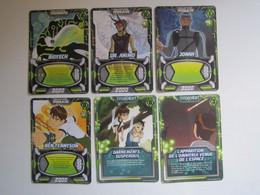6 Cartes - BEN 10 - Other