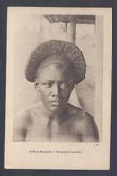 Congo Belge - Coiffure Mangbetu - Postkaart - Belgian Congo - Other