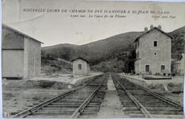 CPA 30 - Nouvelle Ligne De Chemin De Fer D' Anduze à St Jean Du Gard - 1913 - BE - Unclassified