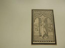 Doodsprentje ( 8155 )  Abelleyt      -   Gistel     -  1894 - Avvisi Di Necrologio