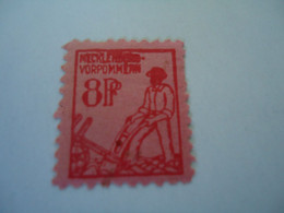 GERMANY STATE  MNH  STAMPS - Ohne Zuordnung