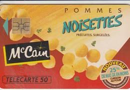 EN49  Mc CAIN   Pommes Noisettes - Alimentazioni