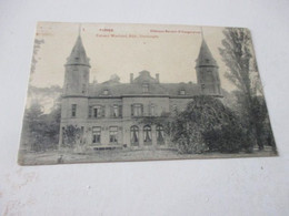 Veurne, Chateau Bernier D'Hongersival, - Veurne