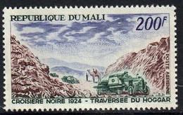 MALI - Croisière Noire 1924, Traversée Du Hoggar - Tb Y&T PA 41 - 1967 - Mali (1959-...)