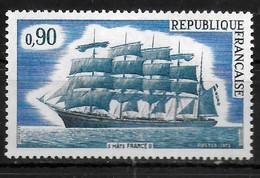 FRANCE N° 1762 * *  Bateaux  France  II - Ships
