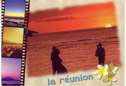 Ile De La Reunion. Ed Agedis N° 159 Coucher De Soleil - Ohne Zuordnung