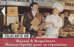 EN 40  RAYNAL ROQUELAURE - Alimentazioni