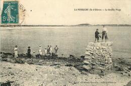 CHARENTE MARITIME  ILE D'OLERON La Perroche  Plage - Ile D'Oléron
