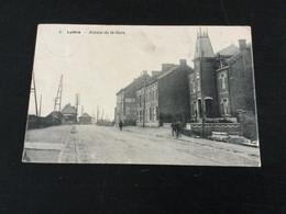 CP Ancienne De Luttre : Avenue De La Gare (1920) - Pont-à-Celles